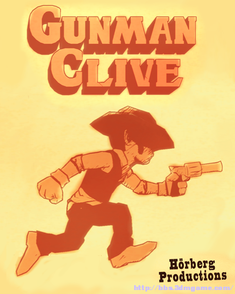 【铅笔风格横版动作】《枪手克莱夫(Gunman Clive)》PC破解版 [76M][EN]
