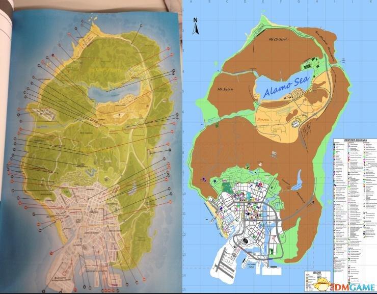 《侠盗猎车5GTA5》图文全攻略 全任务全收集及攻略资料合集