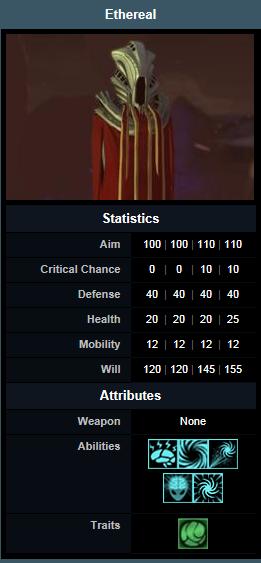 《幽浮:未知敌人》全部敌人详细数据图解