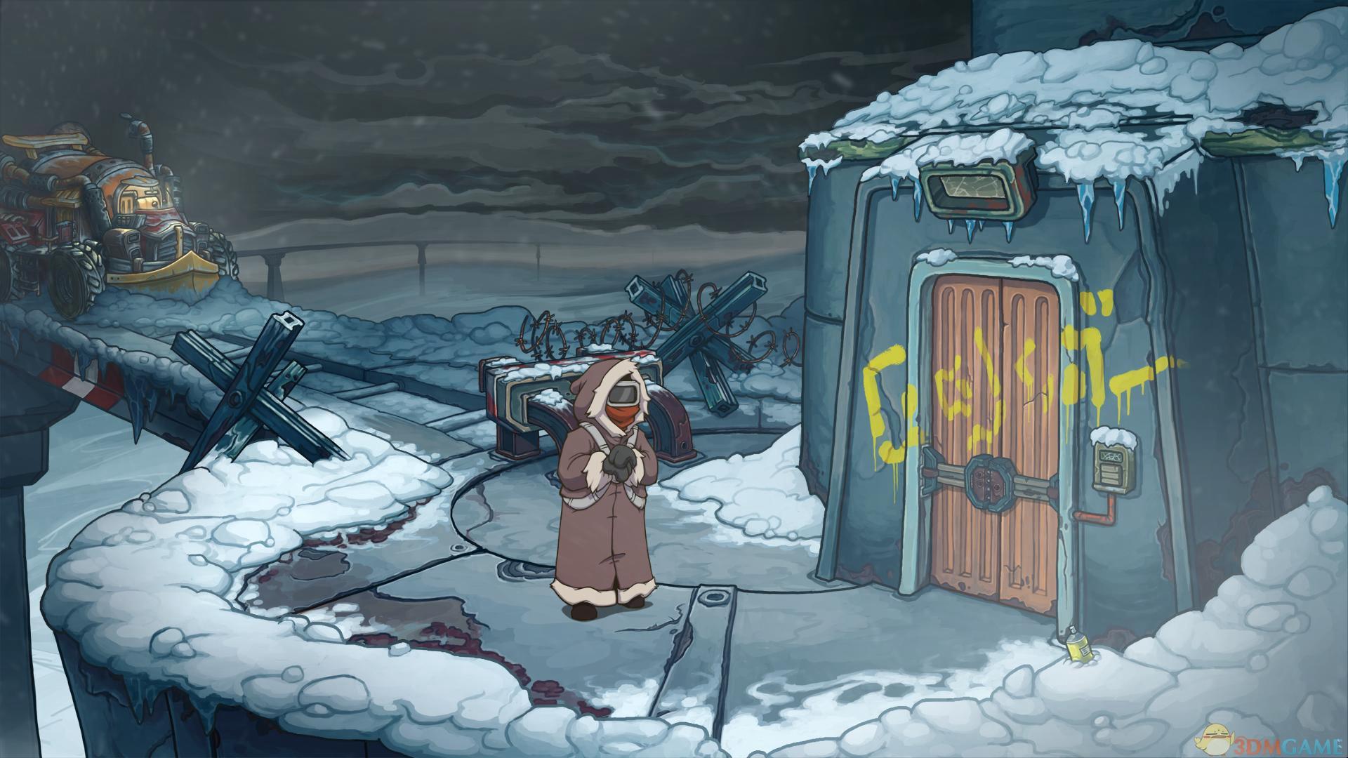 德波尼亚:世界末日 Deponia Doomsday 1.2.0267 Mac 破解版 动作冒险游戏-麦氪派
