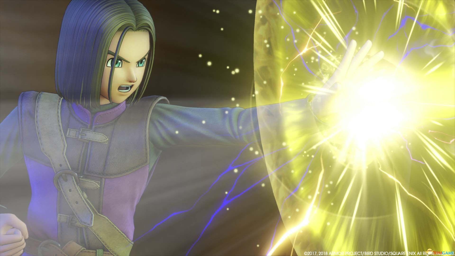 PC版《勇者斗恶龙11》加密攻破 下载地址发布