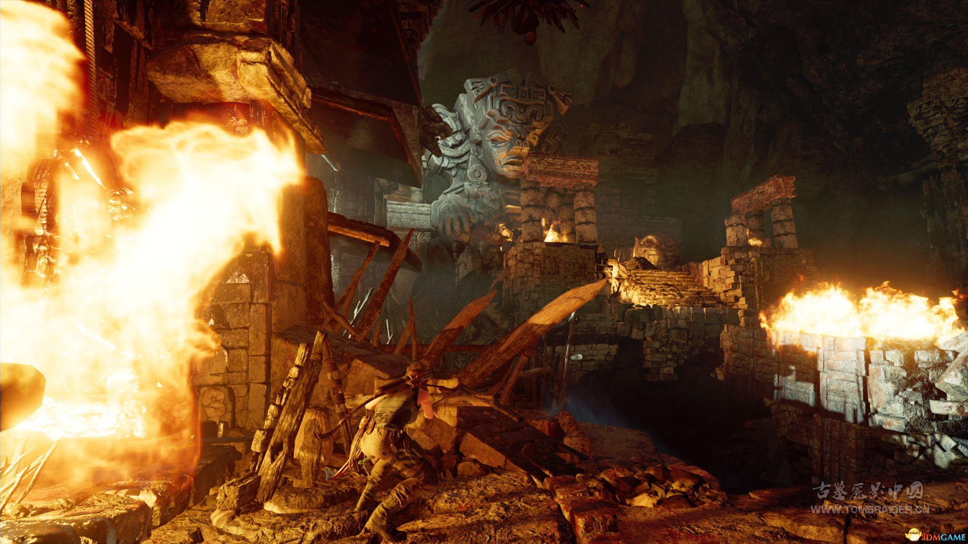 《古墓丽影:暗影》 100%完成度图文攻略 全收集流程攻略