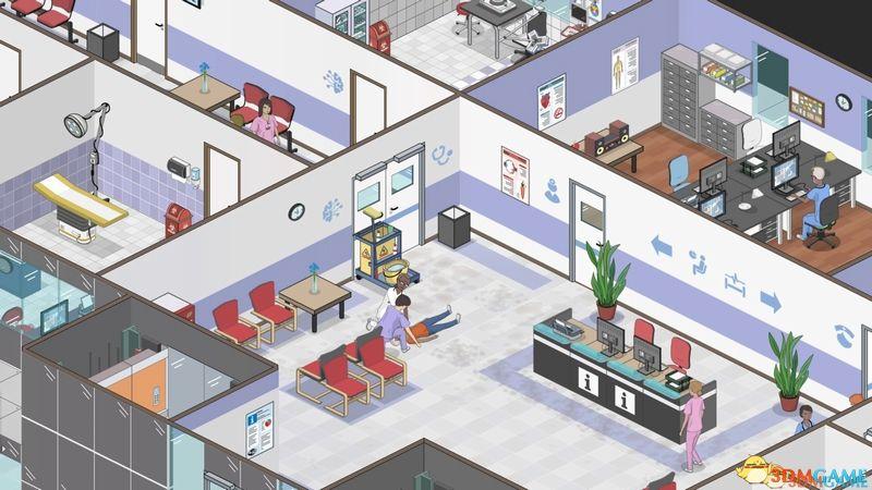《医院计划》 图文快速上手指南 医院建设管理+医生能力说明