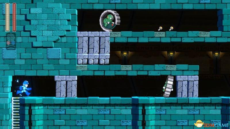 《洛克人11》 图文攻略 全关卡通关流程攻略