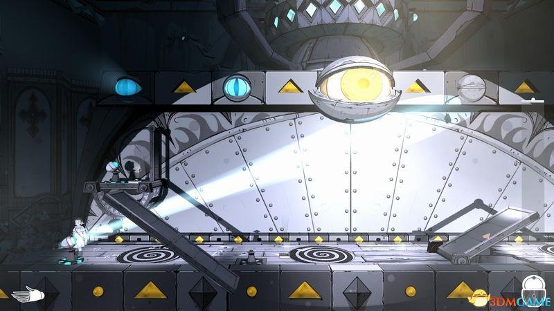 《彩虹坠入》 图文全关卡流程攻略 通关谜题解答