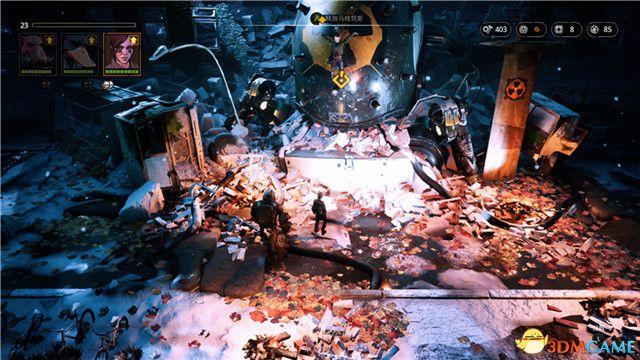 《突变元年:伊甸之路》 全关卡流程攻略 全神器收集天赋解析