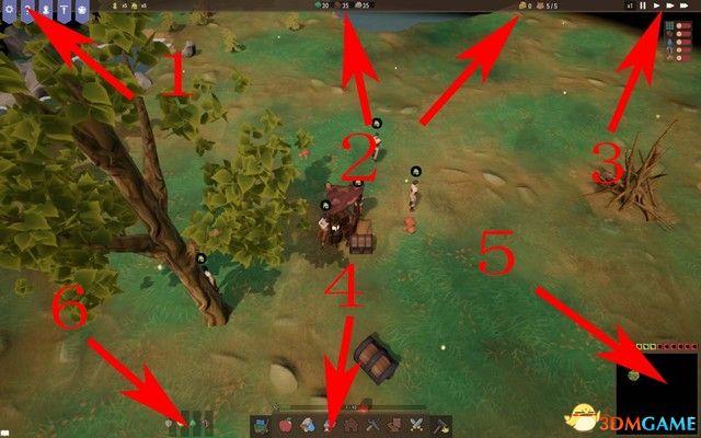 《祖先》 图文攻略 全建筑兵种解析全地图玩法总结