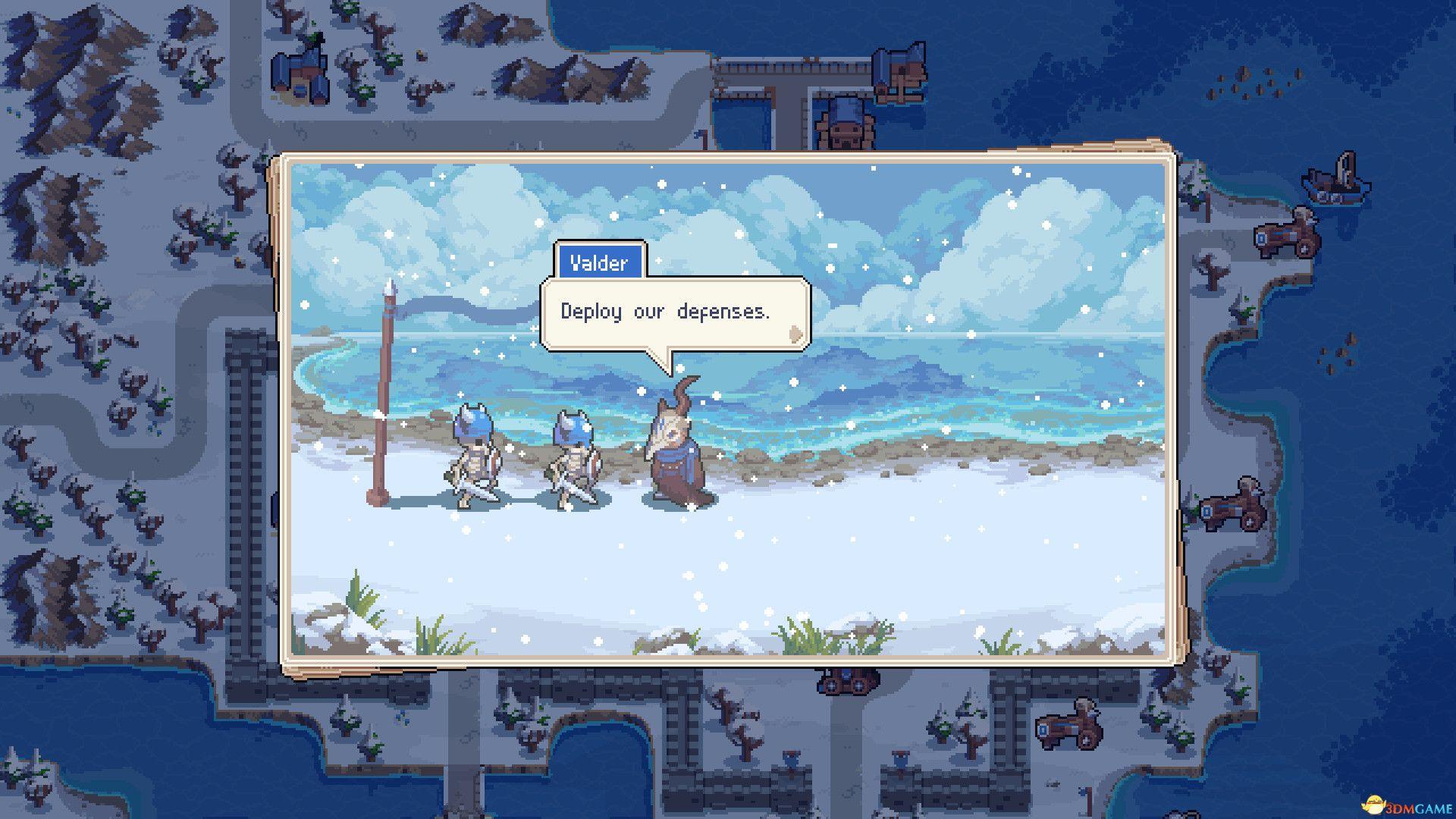 战棋游戏新作PC版《战律》中英文版下载发布
