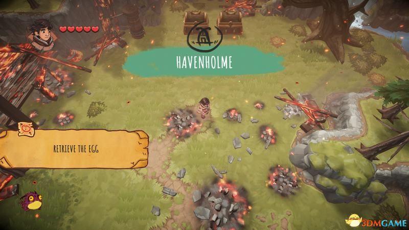 《驯龙高手:新骑士的黎明》  图文攻略  全关卡通关解密流程攻略