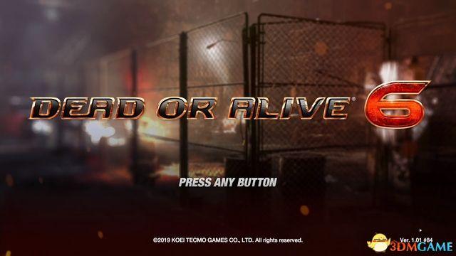 《死或生6》 全剧情流程视频 全登场角色换装系统及连段必杀演示