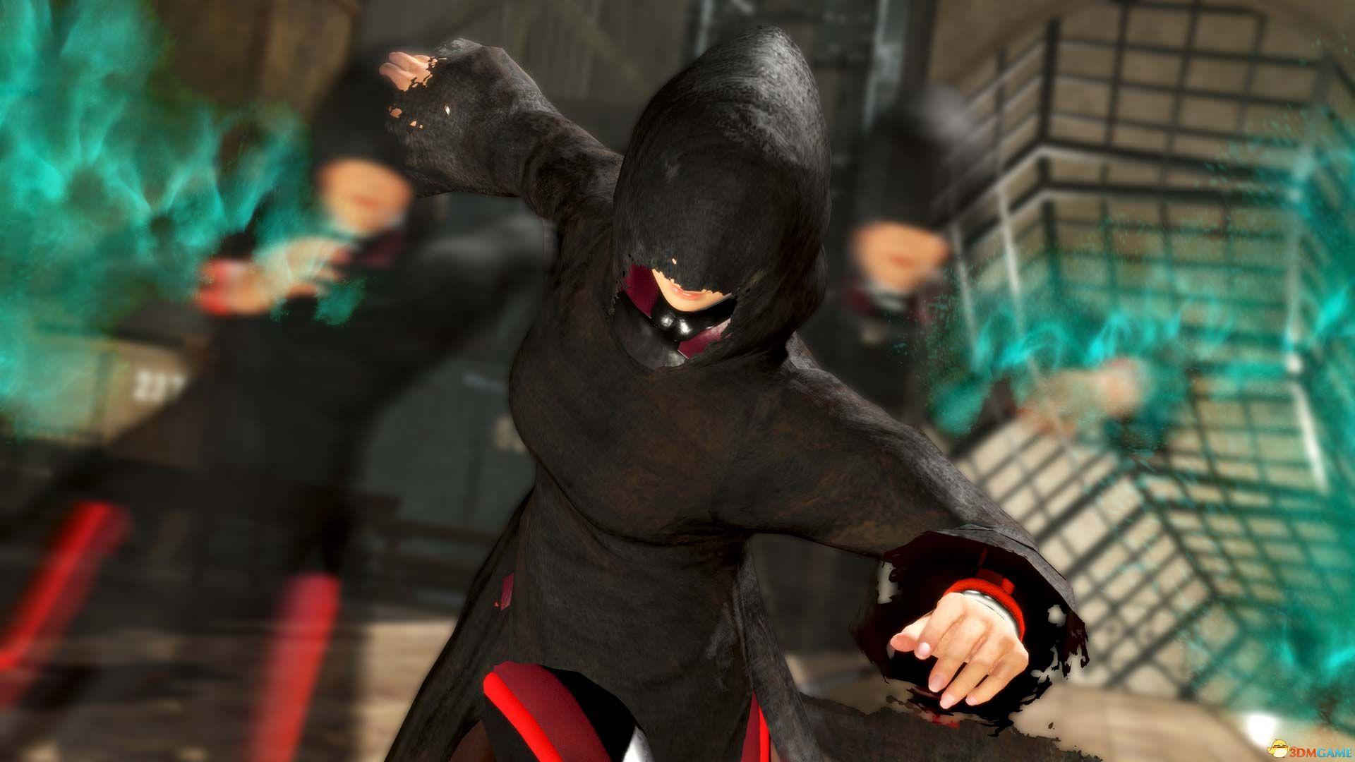 《死或生6》 图文格斗系统指南 全角色图鉴连段必杀出招表