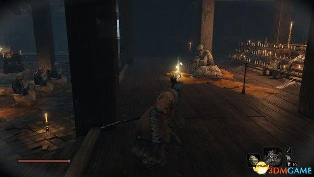 《只狼:影逝二度》鲜柿子获取方法 干柿子获取方法