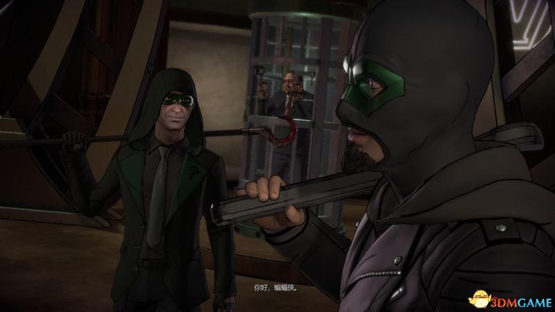 《蝙蝠侠:内敌》  全章节流程剧情选择攻略  全结局条件