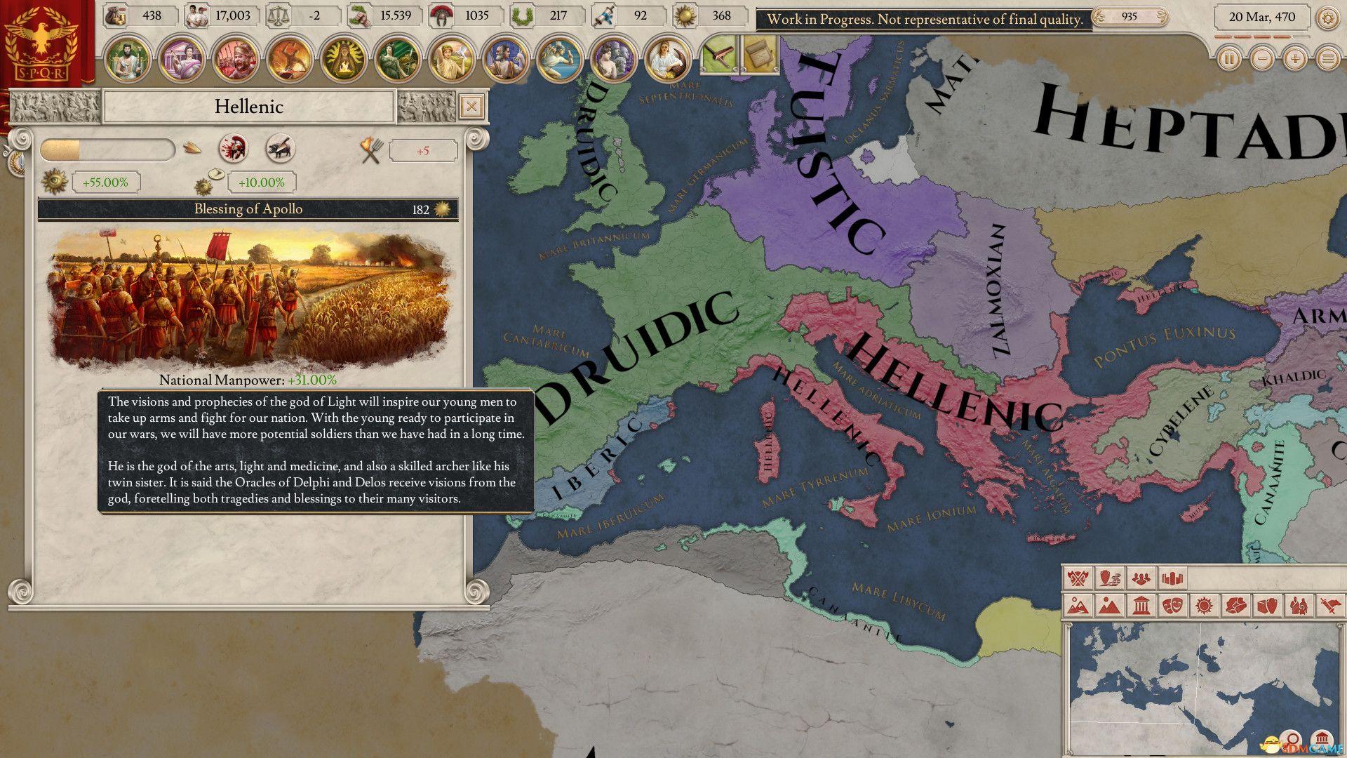 策略游戏《大将军:罗马》官方中文PC豪华版下载