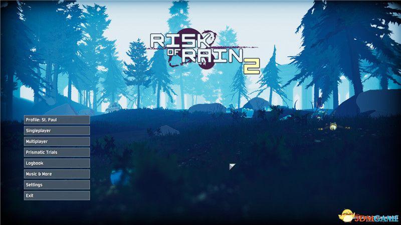 《雨中冒险2》 全角色图鉴+地图解析+敌人图鉴+全装备物品+玩法技巧指南