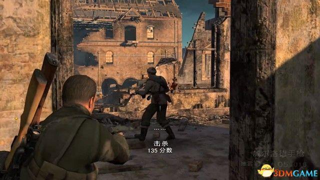 《狙击精英v2》 最高难度图文全关卡流程攻略 全酒瓶金条收集攻略