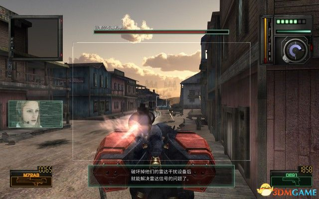 《钢铁苍狼:混沌之战XD》 图文全关卡流程攻略 玩法指南及boss战详解