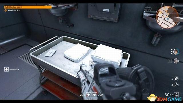 《德军总部:新血脉》全收集品位置攻略 全收集图文攻略