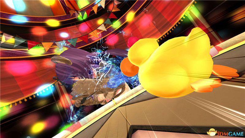 《桃子弹球:闪乱神乐》图文上手指南 全人物介绍及流程试玩