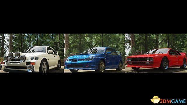 《极限竞速:地平线4》 玩法操作技巧+车辆改装调校分析推荐+全收集地图