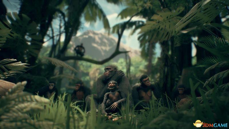 《先祖:人类奥德赛》 图文攻略 生存上手指南进化发展详解