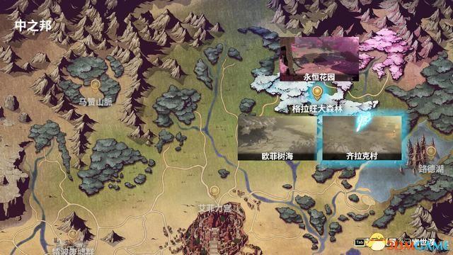 《鬼哭邦》 全迷路者任务攻略 迷路者位置触发及完成方法