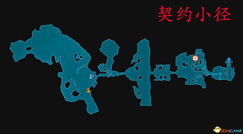 《无主之地3》全挑战全收集100%区域地图攻略 红宝箱提丰日志伊瑞德文字小吵闹收集