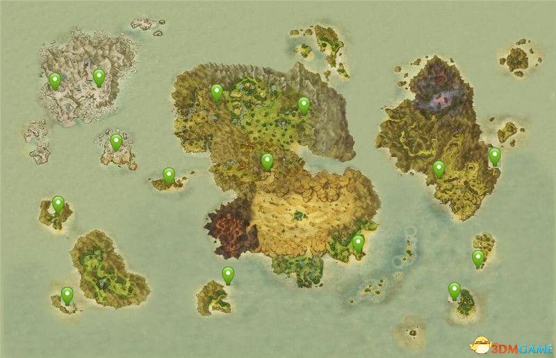 《二之国:白色圣灰的女王》 全流程全支线图文攻略 全隐藏地图全宝箱收集