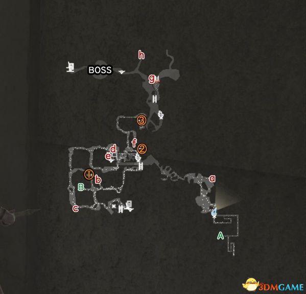 《噬血代码》全流程攻略 全武器装备获取地图+boss战打法