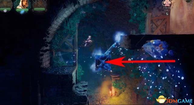 《三位一体4:梦魇王子》图文攻略 全解密流程全收攻略