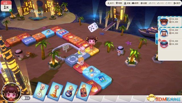《大富翁10》图文攻略 上手指南卡牌解析流程试玩