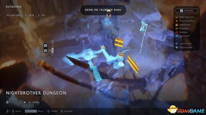 《星球大战绝地武士:陨落武士团》图文全关卡流程攻略 全箱子收集全秘密收集