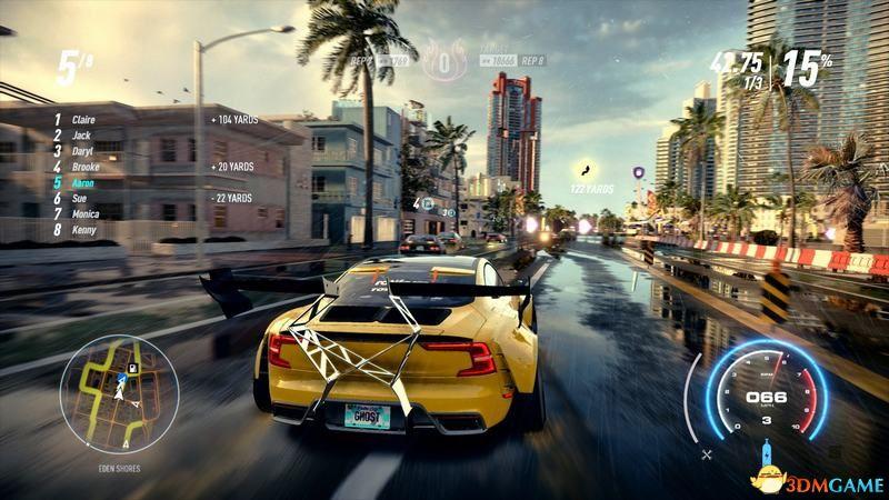 《极品飞车21:热度》改装驾驶技巧 全收集品全挑战图文攻略