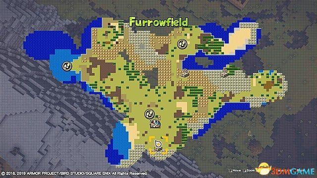 《勇者斗恶龙:创世小玩家2》全岛屿地图标注 全谜题隐藏道具全配方种子收集