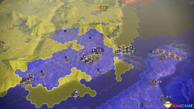 《三国志14》图文流程战报 群雄割据曹操攻略战报