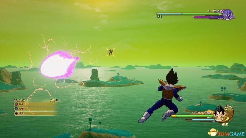 《龙珠Z:卡卡罗特》主线剧情流程图文攻略 全boss战打法