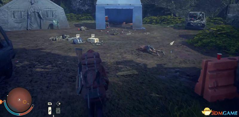 《腐烂国度2:主宰版》普罗维登斯隐藏武器箱位置 全地图武器箱位置
