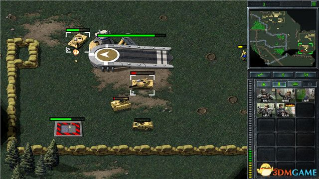 《命令与征服:重制版》战役流程图文攻略 GDI战役NOD战役隐秘行动主机任务
