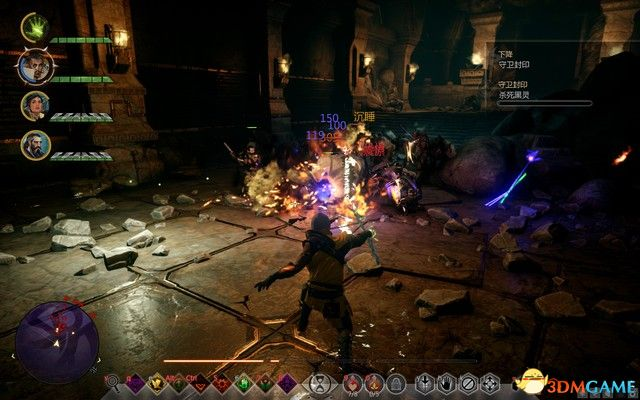 《龙腾世纪3:审判》DLC图文攻略 血统DLC全任务攻略