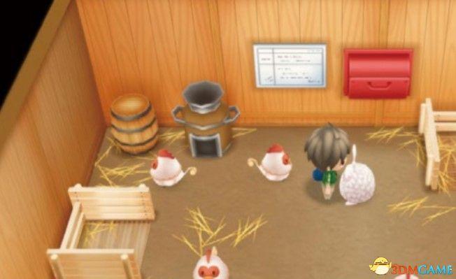《牧场物语:重聚矿石镇》全道具全种子作物全矿物一览 真实之玉力量果实获取方法