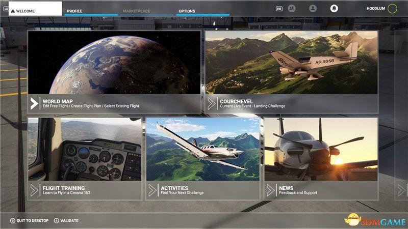 《微软飞行模拟》图文攻略 系统教程及全面试玩解析攻略