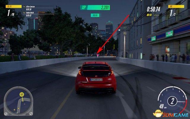 《赛车计划3》图文教程攻略 赛道解锁及配件详解