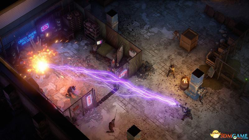 《废土3》图文全教程攻略 角色属性能力全技能全天赋详解