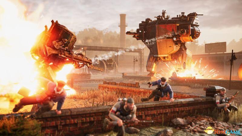 《钢铁收割》图文攻略 全兵种全建筑详解攻略