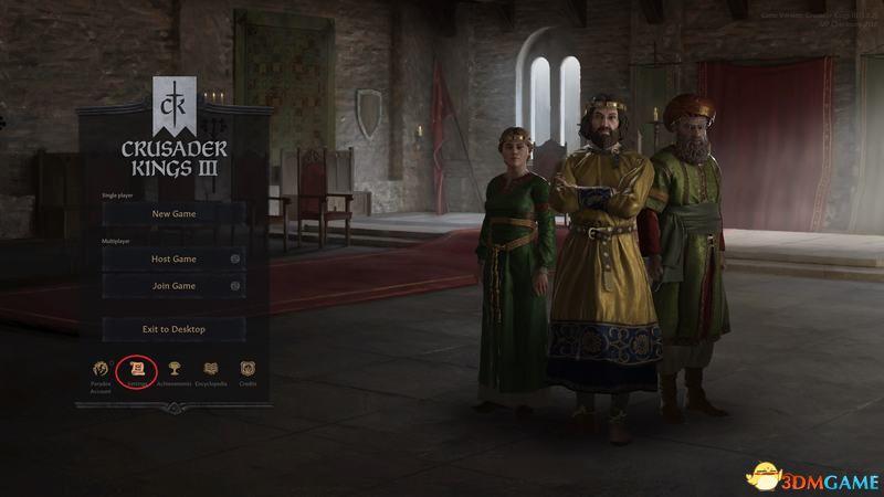 《十字军之王3》图文百科攻略 全面上手指南及玩法技巧心得