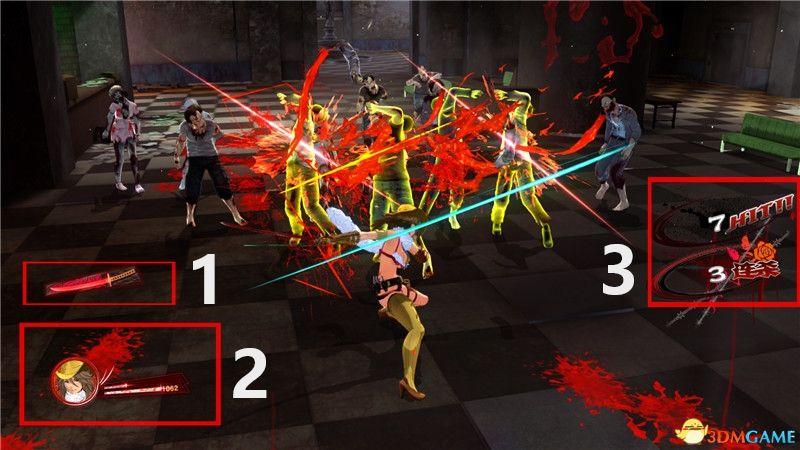 《御姐玫瑰/美俏女剑士:起源》全奖杯白金图文攻略 通关流程及女神像位置攻略