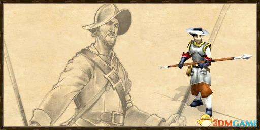 《帝国时代3:决定版》全兵种图鉴 新老版本兵种对比详解