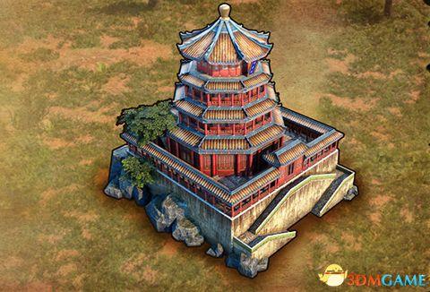 《帝国时代3:决定版》全建筑图鉴 新老版本建筑对比详解