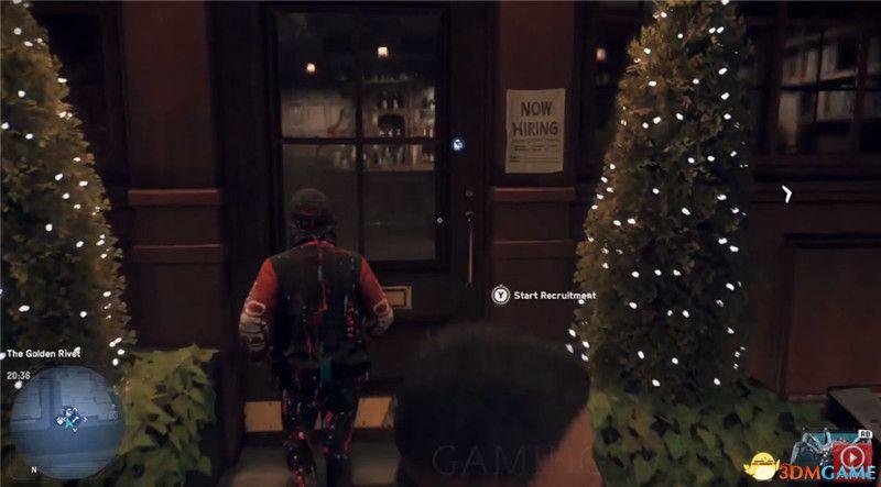 《看门狗3:军团》全收集图文攻略 飞镖盘耳机遗物面具红色标识照相喝酒涂鸦墙位
