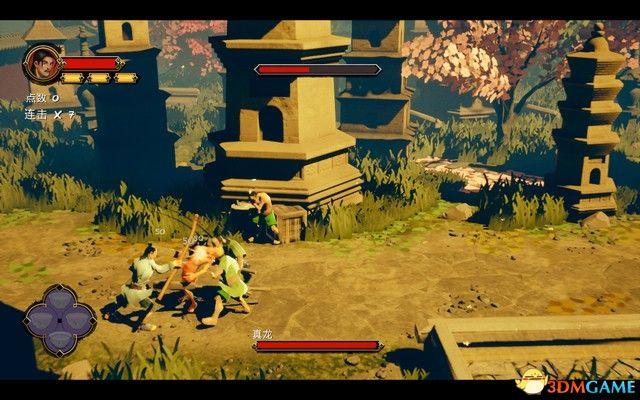 《少林九武猴》图文攻略 全流程全boss打法攻略